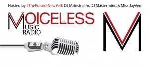 Voiceless radio logo
